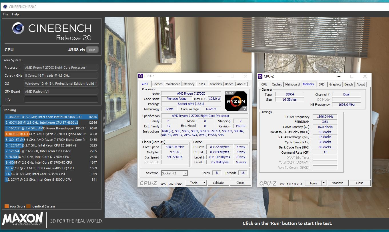 Cinebench R15 AMD results - new fun for next months - Page 10